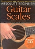 Show Absolute Beginners Guitar Scales written by Cliff - GB107 Complete Details